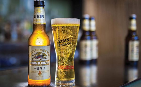 Refreshing time for beer