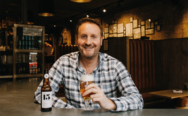 City homecoming for craft beer firm