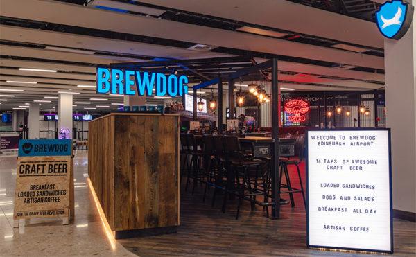 Brewdog is taking off in Scotland