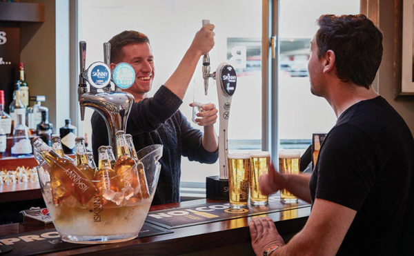 Low-cal lager eyeing growth