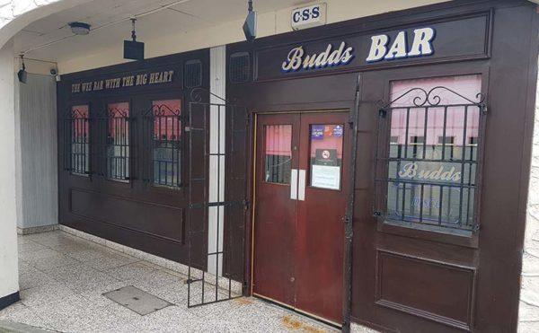 Who will befriend Ayr's Budds Bar?