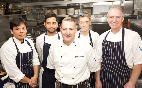 First group executive chef appointed at Quiet Man Taverns