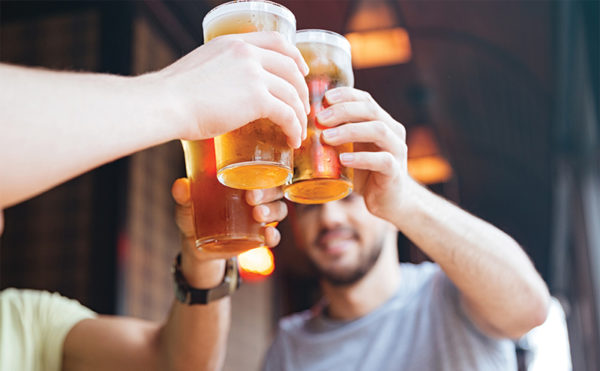 Raising a glass to healthy drinks sales