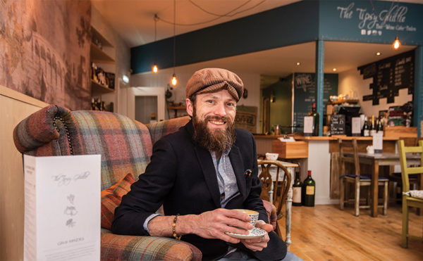 Licensee's run for Borders pays off