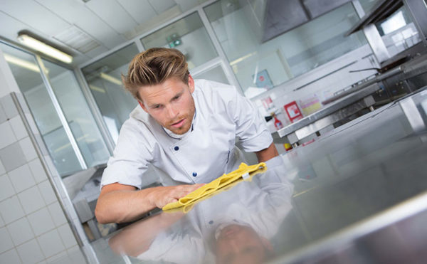 Don't run the risks with food hygiene