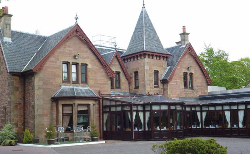 The Craigmonie Hotel in Inverness