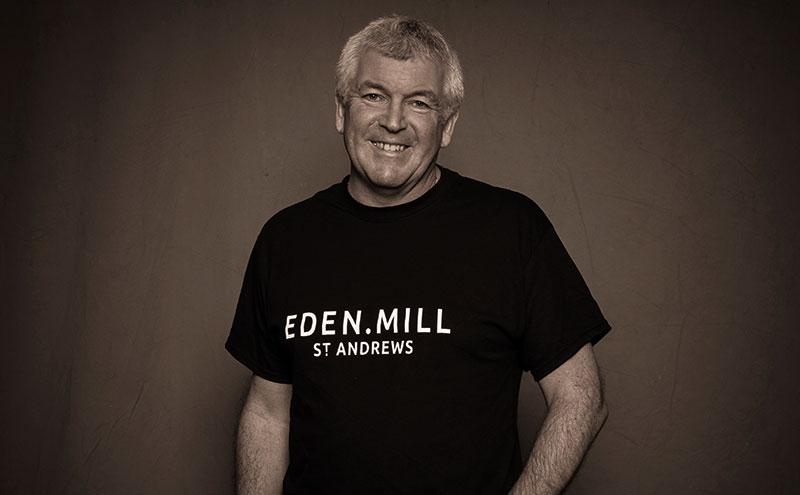 Eden Mill co-founder Paul Miller
