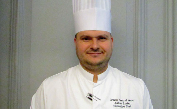 Chef makes a Grand return