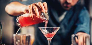 Vodka remains popular in cocktails
