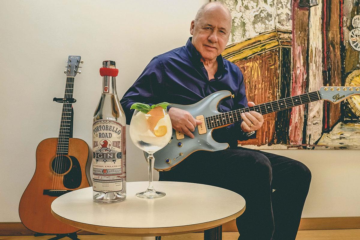 Dire Straits' frontman Mark Knopfler