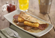 The classic fry-up components of sausages, bacon, eggs and hash browns are the most in demand elements of breakfast, according to Aviko