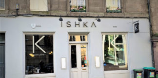 Ishka was upgraded by its current owners two years ago