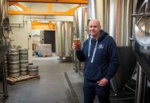 Kieran Middleton, Bellfield Brewery