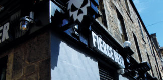 Fierce-Beer-bar-Edinburgh