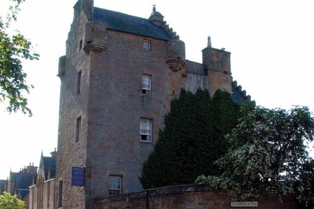 Dornoch Castle Hotel Dornoch
