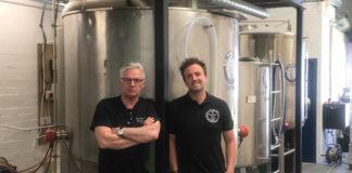 Douglas Wheatley & Allan Rimmer founded Merchant City Brewing Company