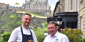 Ross Ingleson & Jimmy Buchan of Signature Pub Group & Amity Fish Company