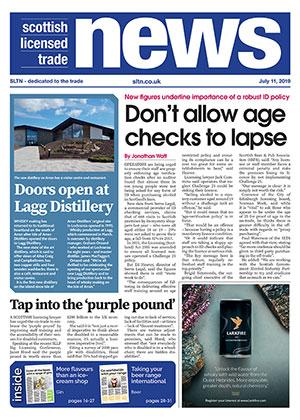 SLTN front cover July 11 2019