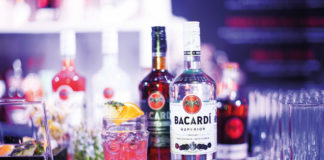 Bacardi drinks