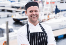 Jamie Armour Head Chef at Scotts Troon