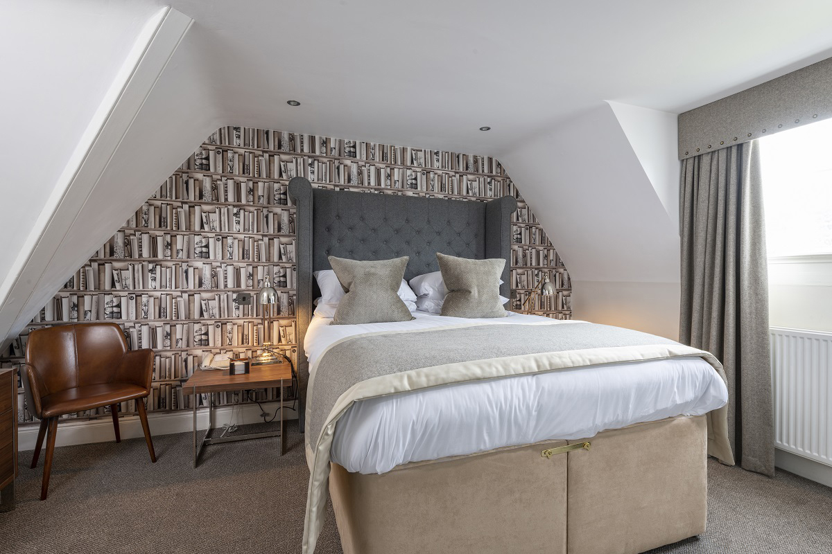 Bedroom at The Lovat