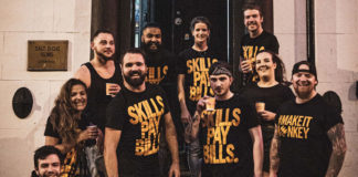 Monkey Shoulder Ultimate Bartender Championship