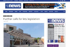 SLTN Scottish Licensed Trade News