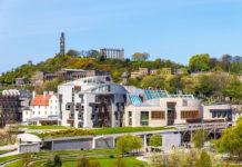 Holyrood Scottish Parliament