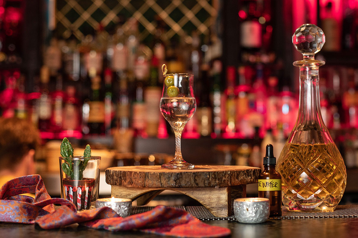 World Class cocktail events in Glasgow run by Diageo Reserve and Glasgow Cocktail Week