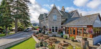 Braemar Lodge Hotel & Chalets