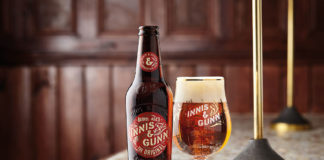 Innis & Gunn the original beer