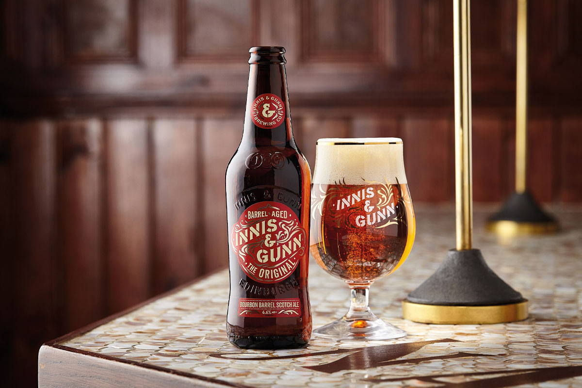 Innis & Gunn the original beer
