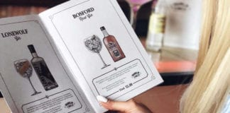 online-gin-menu-system