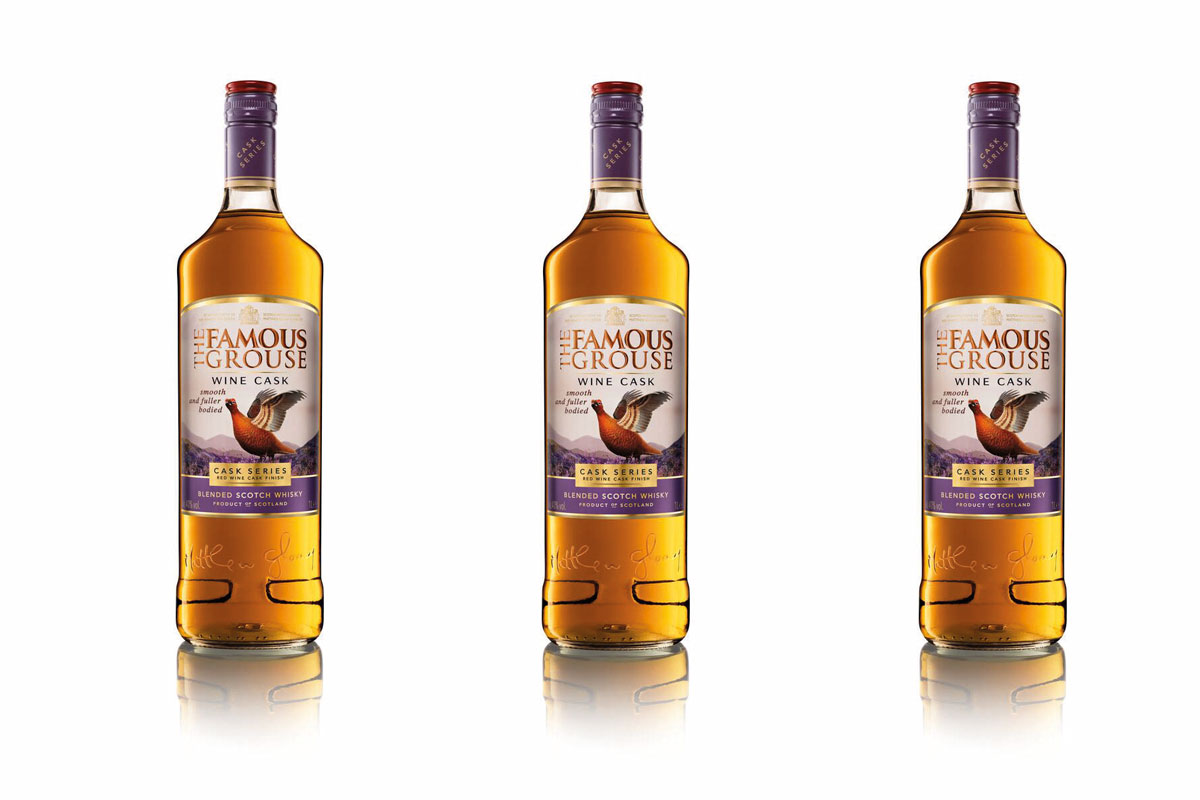 The Famous Grouse Wine Cask