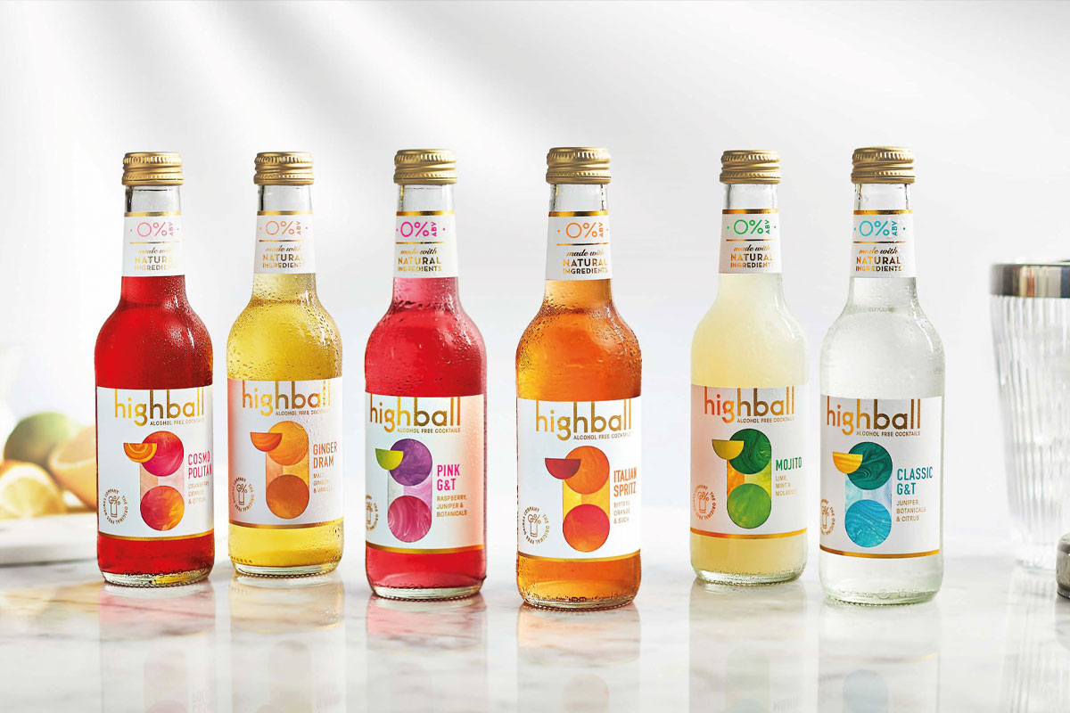 Highball drinks