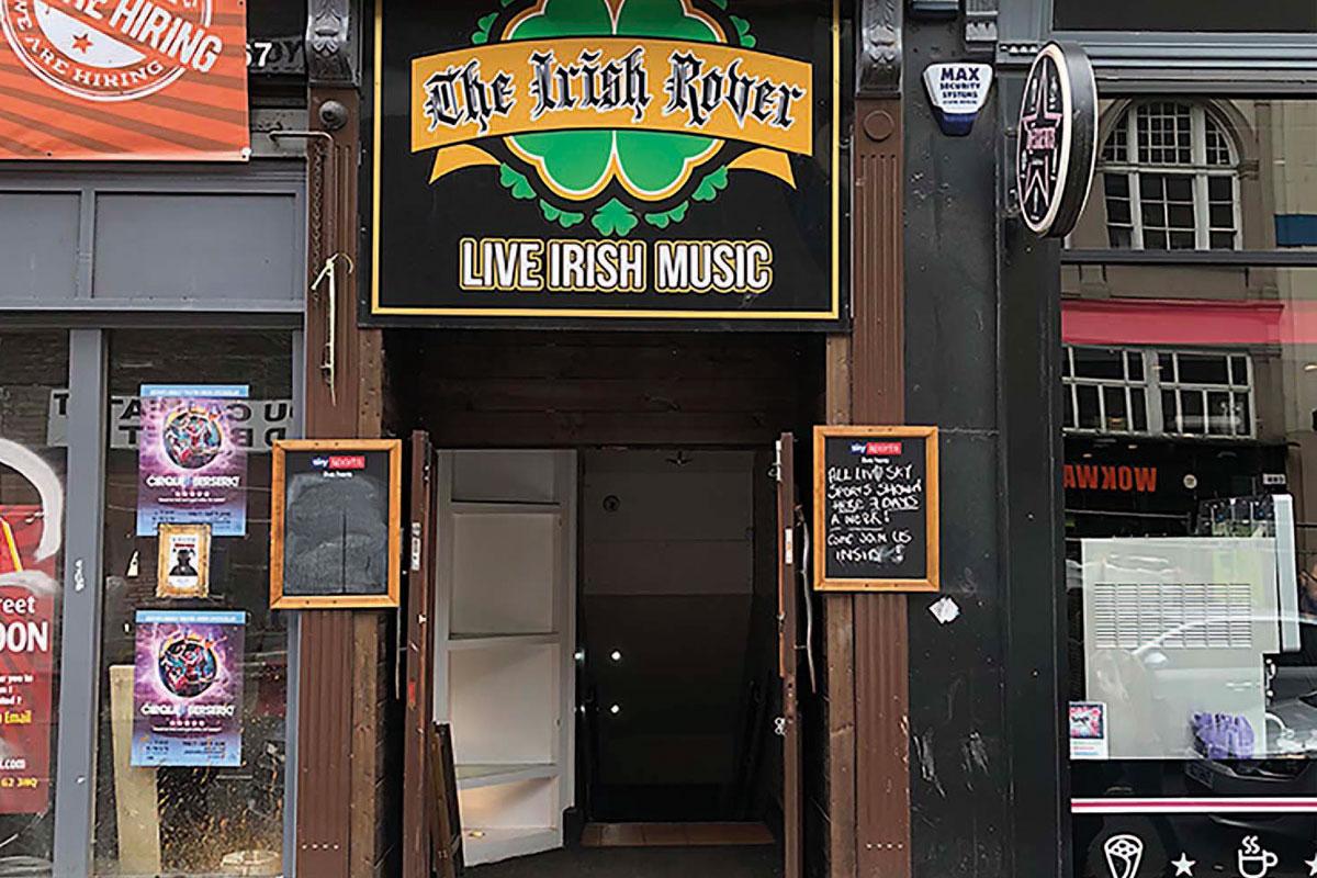 Irish Rover