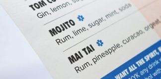 Stryyk menu