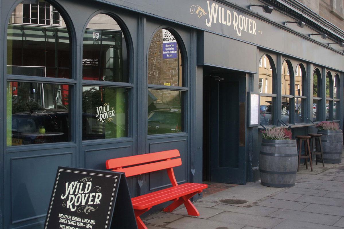Wild Rover bar