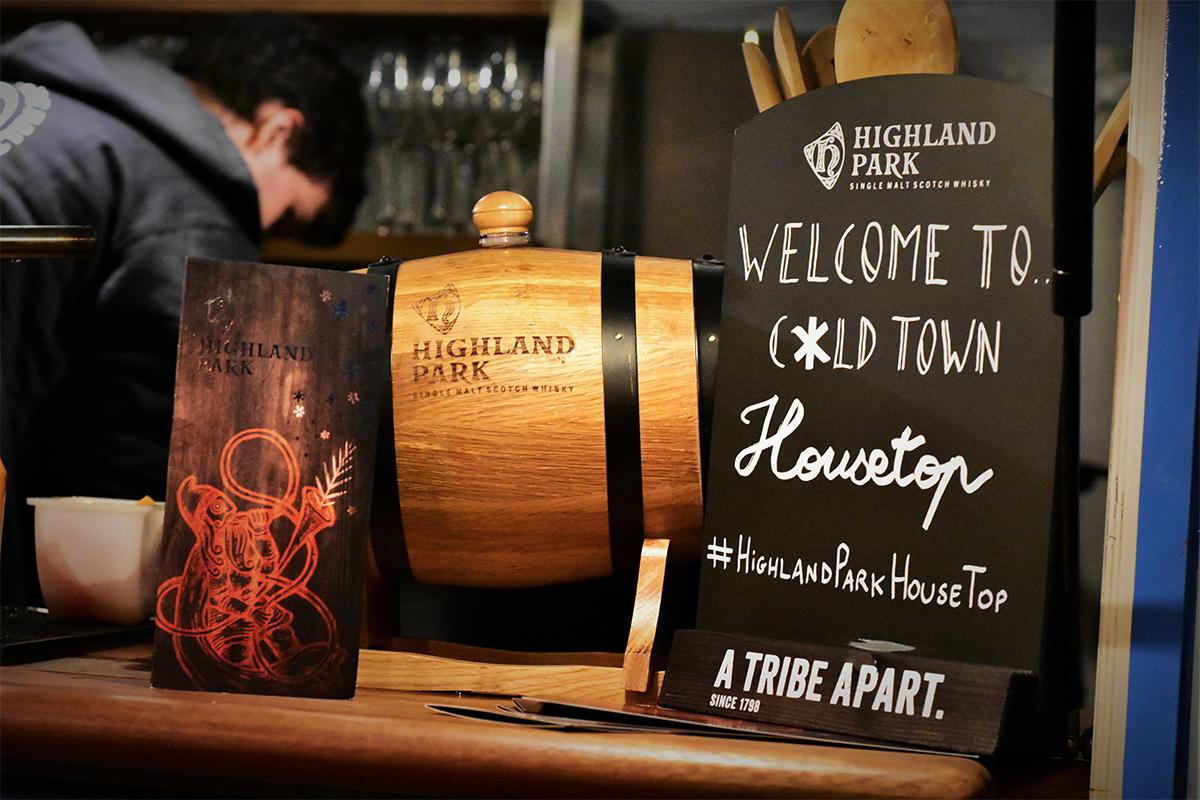 highland-park-whisky-cold-town-beer-edinburgh-takeover