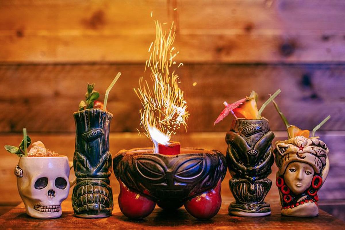 glasgow-cocktail-week-tiki-bar-cocktails