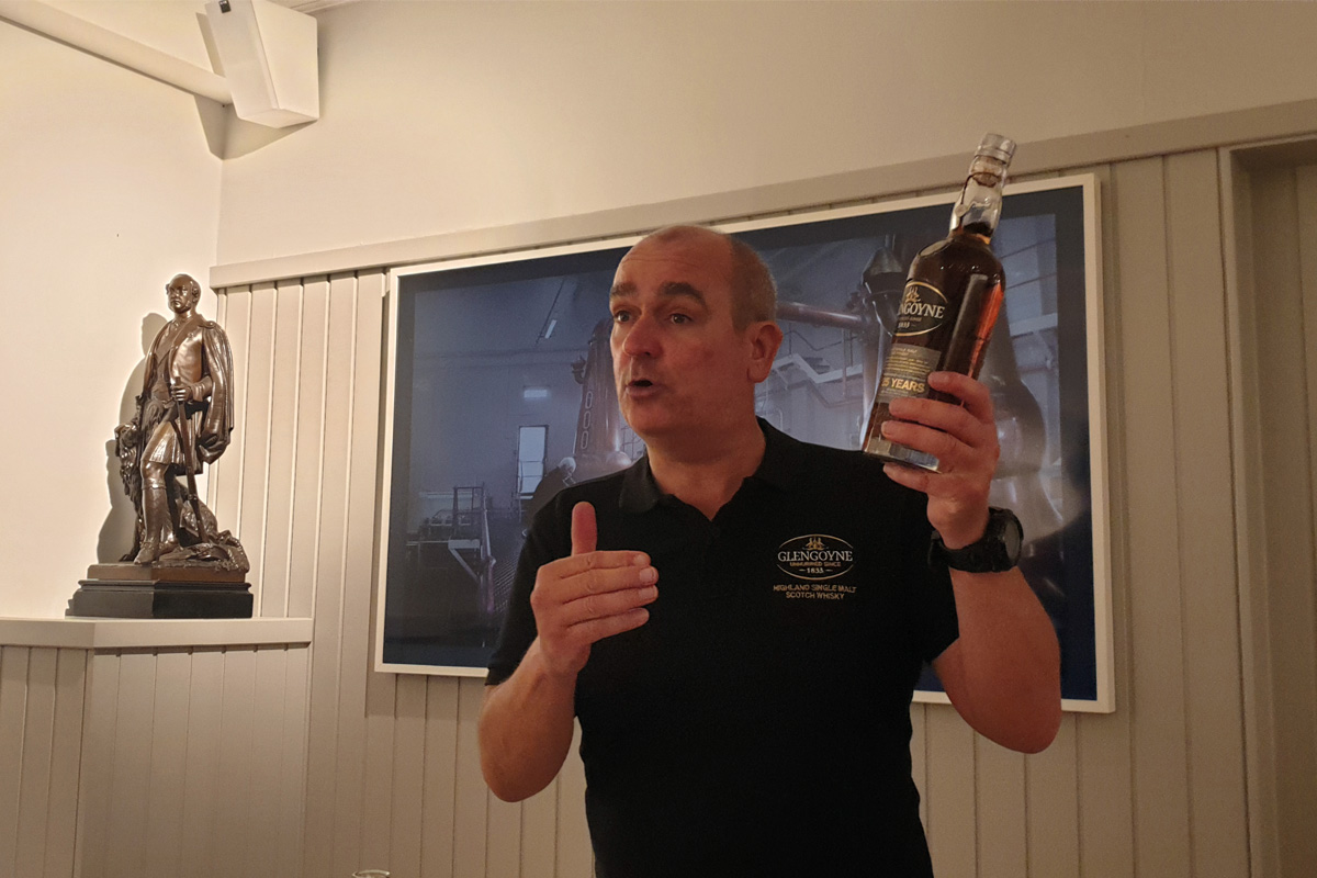 glengoyne-bartenders-programme-event