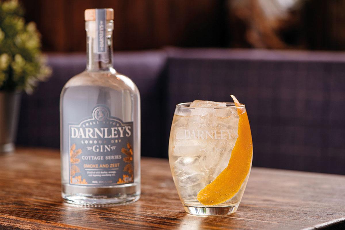Darnley's gin