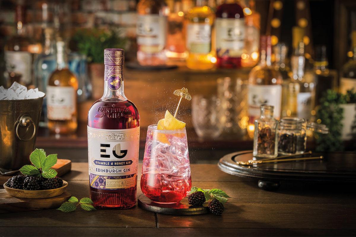 Edinburgh Gin Bramble & Honey
