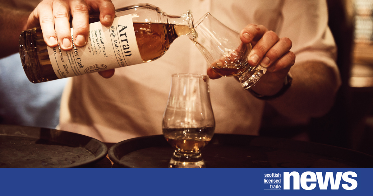 Capturing the spirit of Arran | Scottish Licensed Trade News