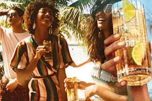 BACARDI lifestyle picture