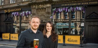 Tommy and Jacqueline Fox of The Barrelman Dundee