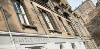 Castle Terrace restaurant