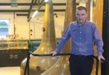 David Turner of Bowmore Distillery