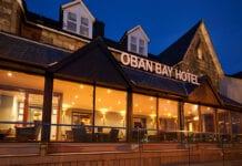 Oban Bay Hotel exterior