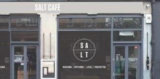 Salt Cafe, Edinburgh exterior